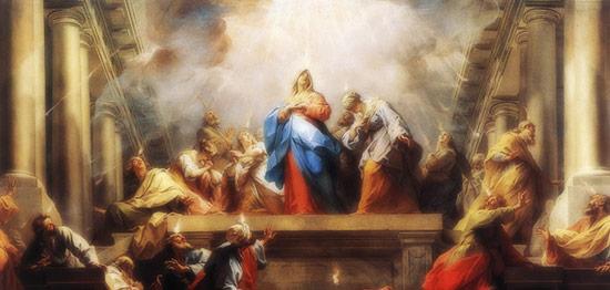 Retiro de Pentecostés - Novedad del Espíritu - Fray Nelson Medina