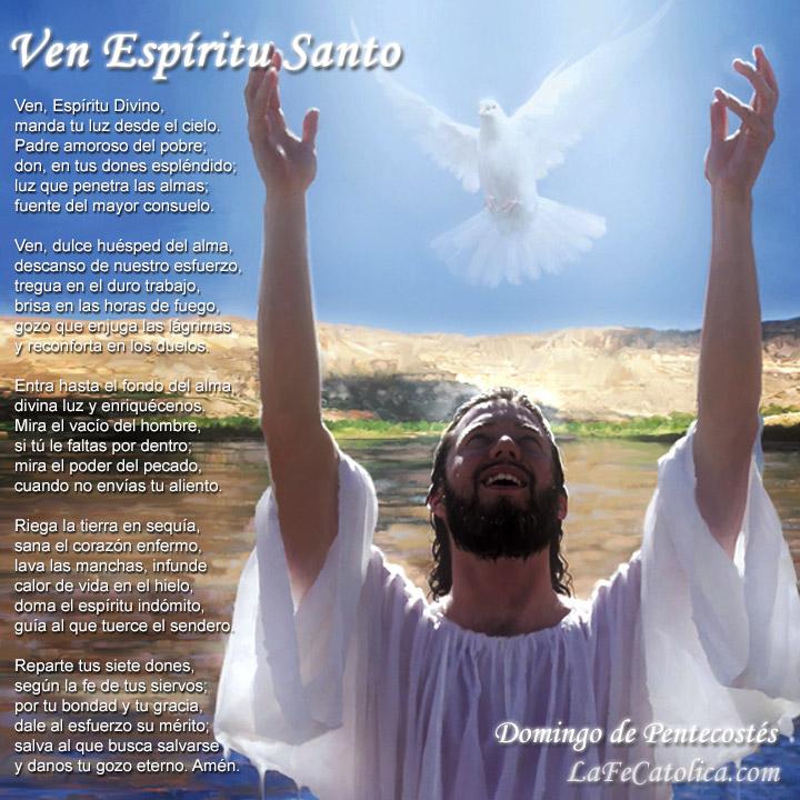Ven Espíritu Santo