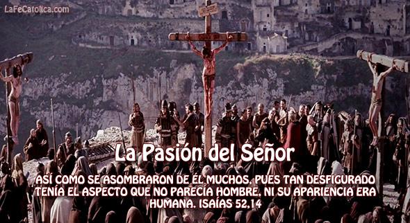 Viernes Santo De La Pasión Del Señor La Fe Católica