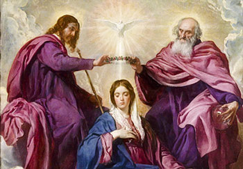 María es Reina según la Biblia
