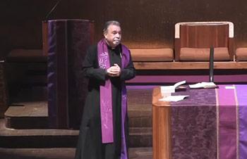 Monseñor Wilfredo Peña