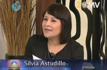 Conversión de Silvia Astudillo